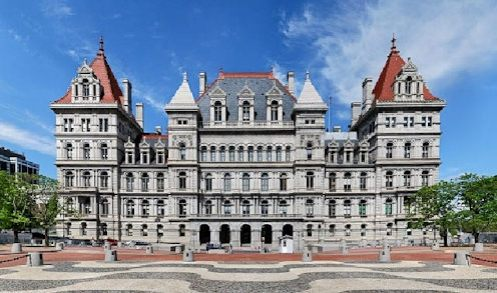 news from the new york state senate the golden bill was amended on